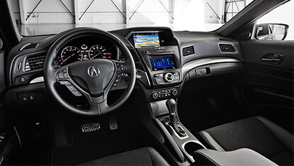 2017 Acura ILX technology