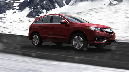 2017 Acura RDX performance