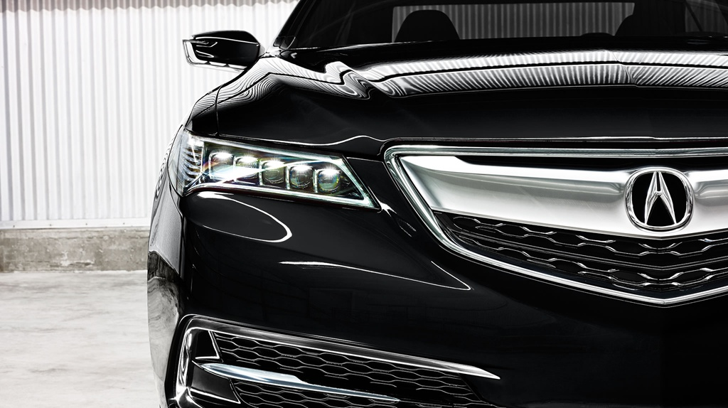 2017 Acura TLX packages