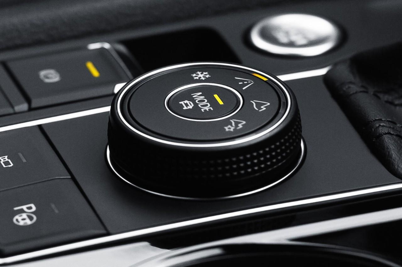 Atlas Selectable Driver Modes