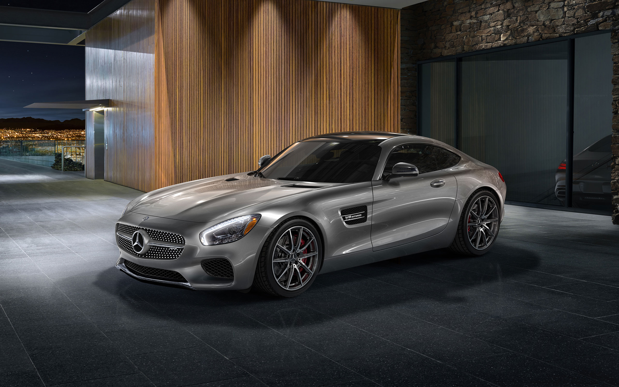 2016 AMG GT S Model Information & Features | Autohaus on Edens