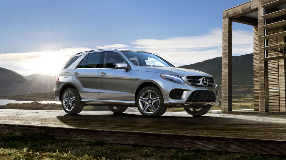 90c1a2b19e 2016 GLE SUV Model Information   Features