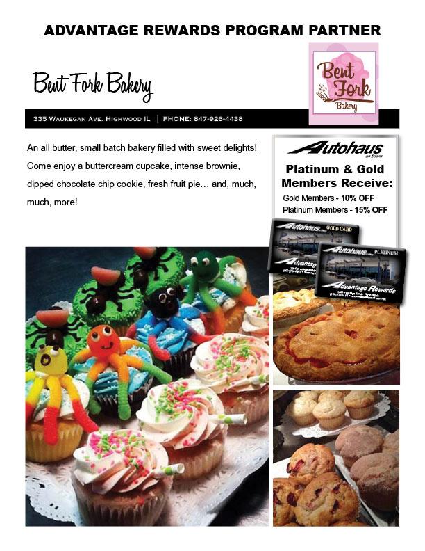 Bent Fork Bakery