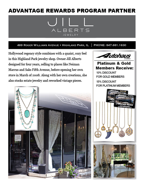 rewards jill alberts jewelry autohaus on edens