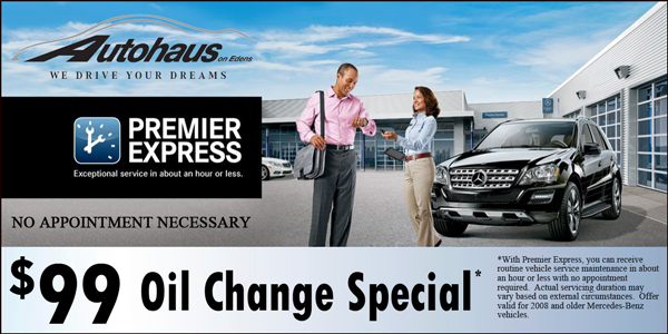 Premier Express Special