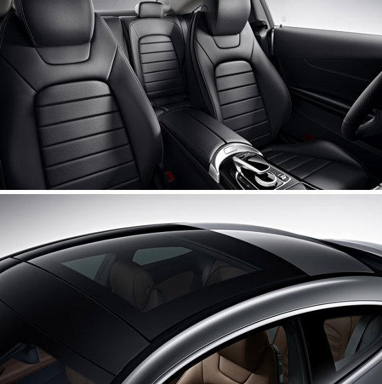2017 Mercedes-Benz C 300 Interior and Exterior