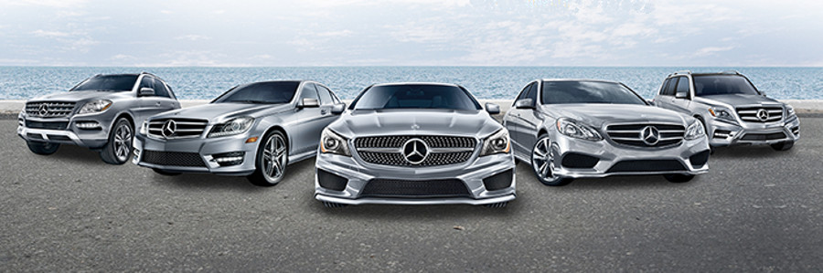 Mercedes benz models by year