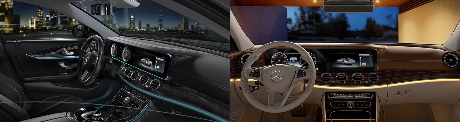 2017 Mercedes-Benz E 300 Interior Features
