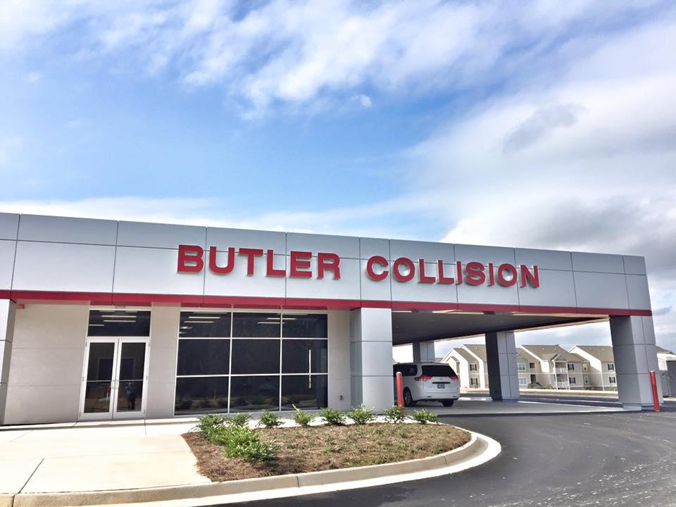Butler Collison exterior
