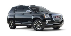 Black 2017 GMC Terrain in North Canton, Ohio