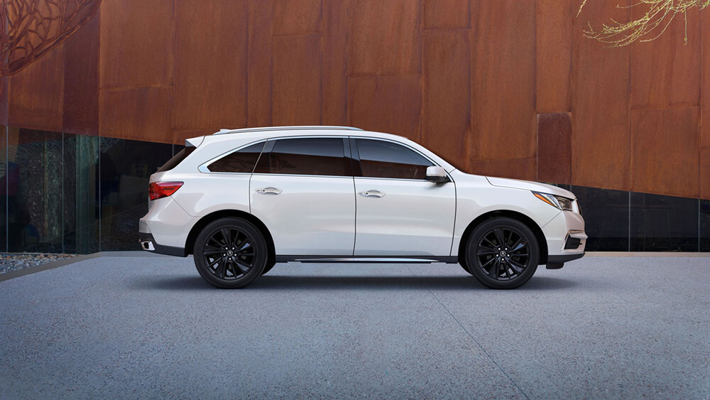 2017 Acura MDX Side
