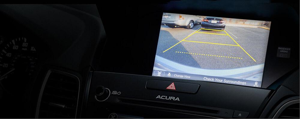 2017 Acura RDX Camera