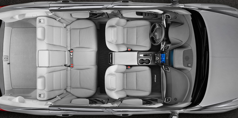 2017 Acura RDX Seats