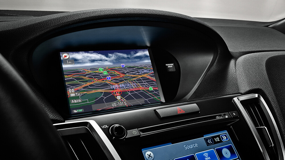 2017 Acura TLX Nav
