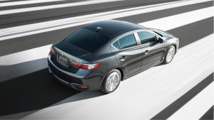 2017 Acura ILX Top