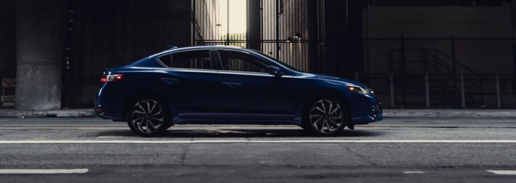 2017 Acura ILX Side