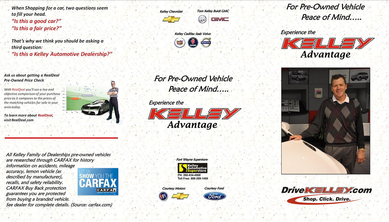 The Kelley Advantage 1