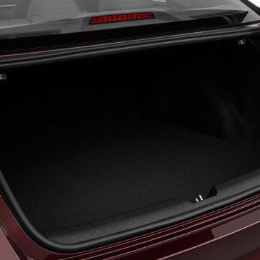 2018 Kia Optima trunk space