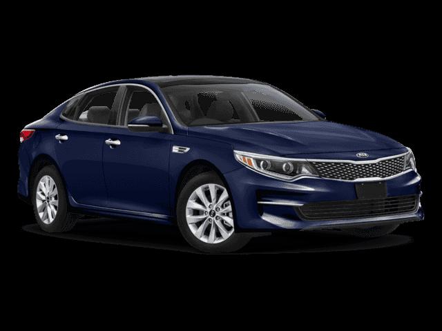 New 2017 Kia Optima LX FWD
