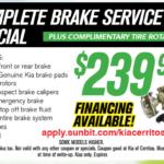 Complete Brake Service Special