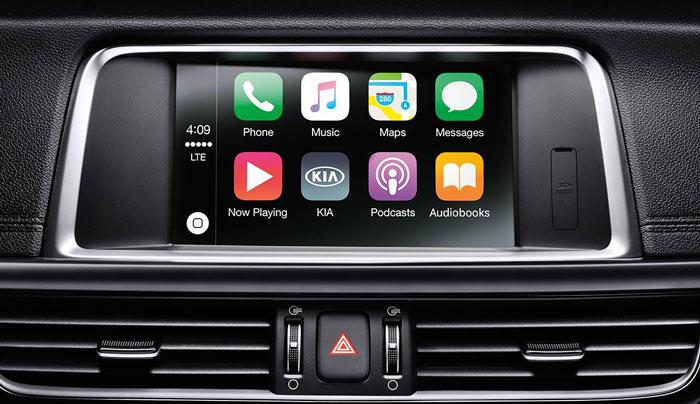 2019 Kia Optima Apple Carplay