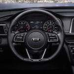 2019 Kia Optima Interior Drivers View