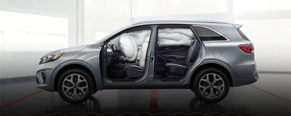 2020 Kia Sorento Airbags