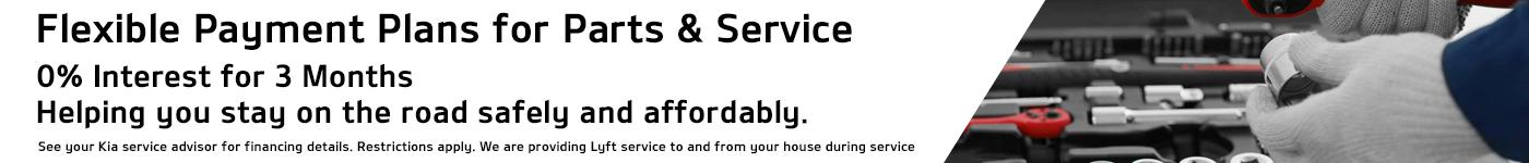 0% Interest Service