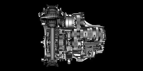 NSX 9 Speed