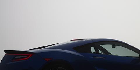 NSX Quiet Ride