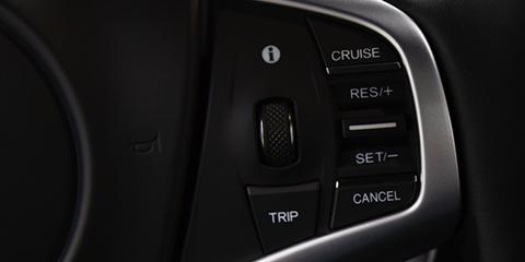 NSX Cruise Control