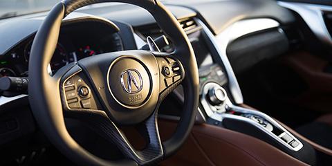 NSX Steering