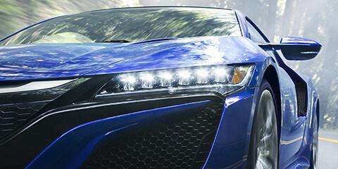 NSX Headlights