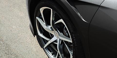 NSX Tire Pressure