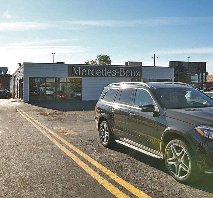 Mercedes benz etobicoke luxury auto dealer in etobicoke for Mercedes benz ontario dealers