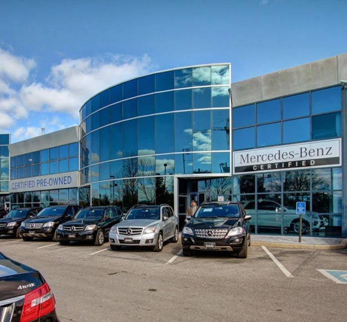Mercedes benz dealer serving the markham area mercedes for Authorized mercedes benz service centers near me