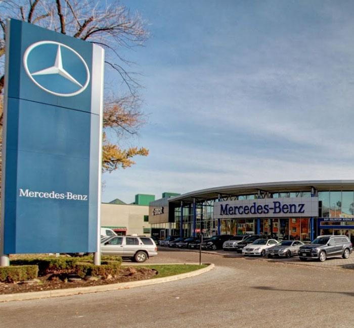 Mercedes-Benz Midtown