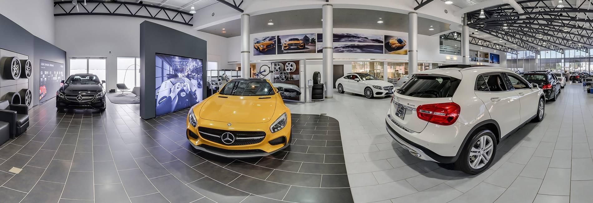 mercedes benz midtown toronto ontario luxury auto dealer