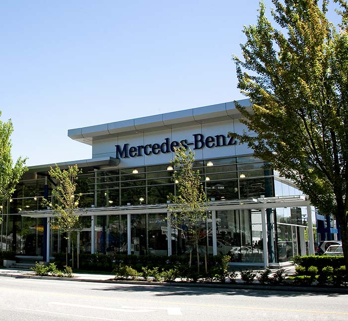Mercedes benz dealer in north vancouver bc mercedes for Mercedes benz vancouver bc