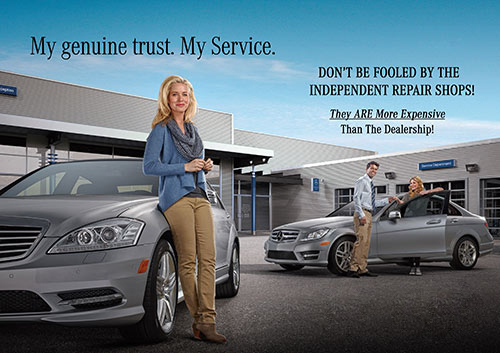 Mercedes benz service near fairfax auto repair in alexandria for Mercedes benz service department