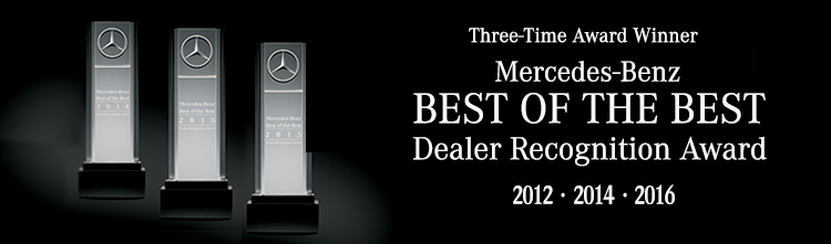 Best of the Best - Mercedes-Benz of Athens