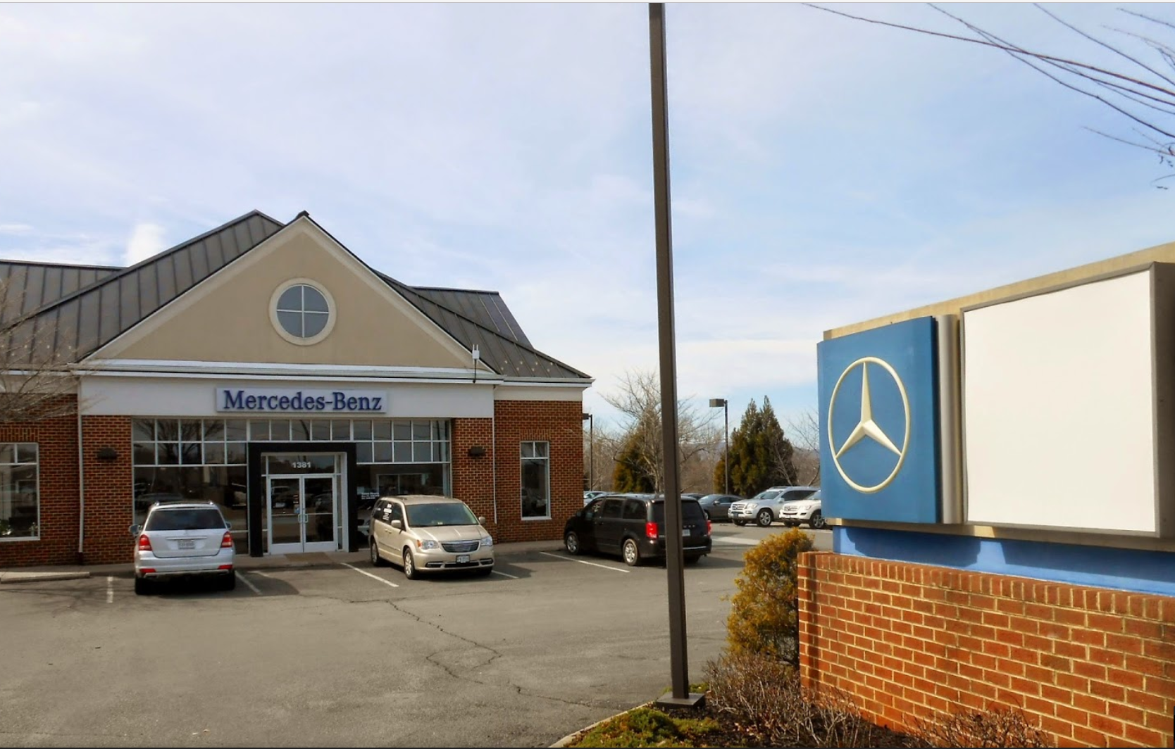 mercedes-benz dealership near me in charlottesville va