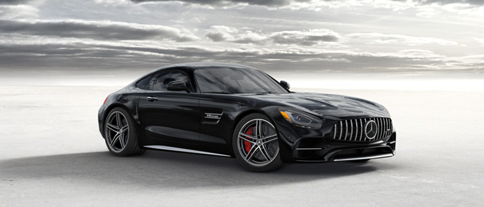 2018 AMG GT C Coupe