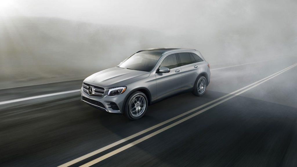 2019 GLC 300 4MATIC® SUV