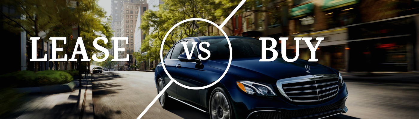 lease vs buy mercedes benz