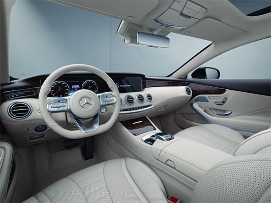 2019 Mercedes-Benz C-Class Interior | Mercedes-Benz of Charlottesville