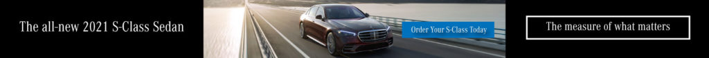 Mercedes-Benz of Charlottesville 2021 S-Class Sedan