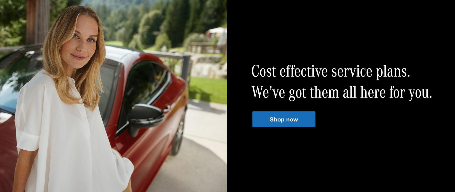 Mercedes-Benz of Charlottesville service financing