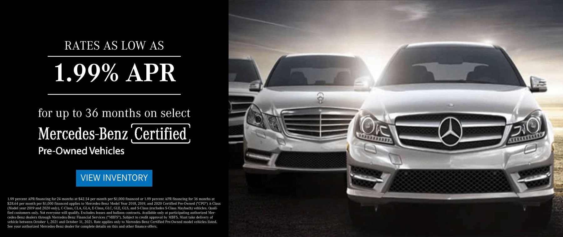 mercedes-benz of charlottesville mercedes certified pre owned specials