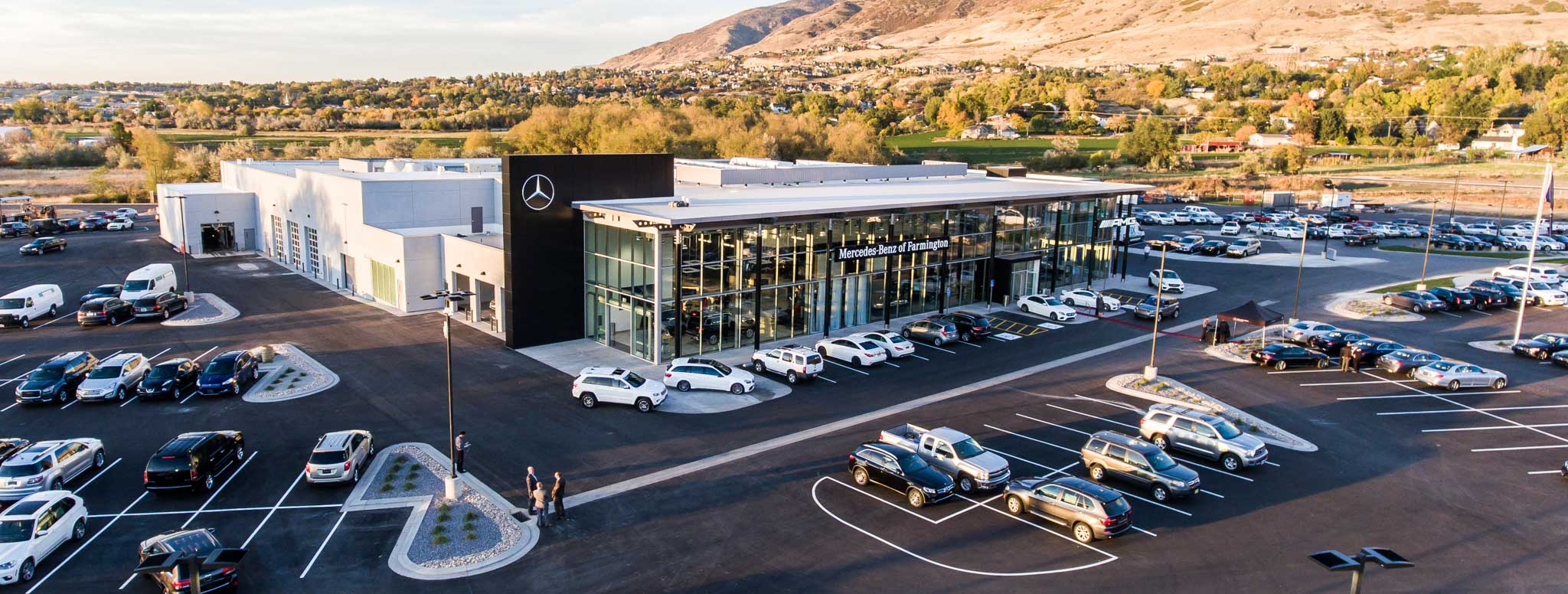 Mercedes benz of farmington by the numbers mercedes for Mercedes benz winter event commercial